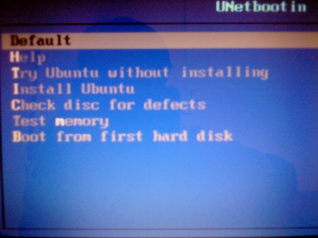 how to make a windows xp boot usb in ubuntu